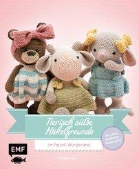 Tierisch süße Häkelfreunde - Im Pastell-Wunderland (eBook, ePUB)