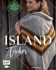Island-Tücher stricken (eBook, ePUB)