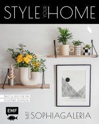 Style your Home mit sophiagaleria (eBook, ePUB)