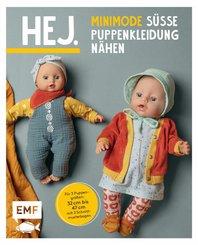 Hej. Minimode - Süße Puppenkleidung nähen (eBook, ePUB)