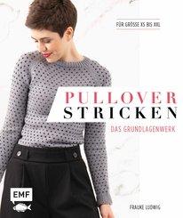 Pullover stricken - Das Grundlagenwerk (eBook, ePUB)