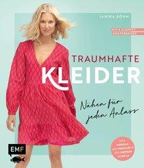 Traumhafte Kleider - Nähen für jeden Anlass (eBook, ePUB)