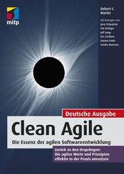 Clean Agile. Die Essenz der agilen Softwareentwicklung (eBook, PDF)