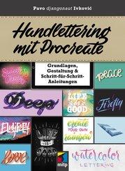 Handlettering mit Procreate (eBook, ePUB)