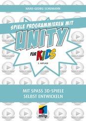 Spiele programmieren mit Unity (eBook, PDF)