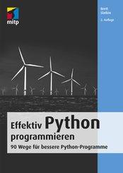 Effektiv Python programmieren (eBook, PDF)