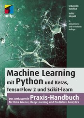 Machine Learning mit Python und Keras, TensorFlow 2 und Scikit-learn (eBook, PDF)