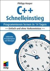 C++ Schnelleinstieg (eBook, PDF)