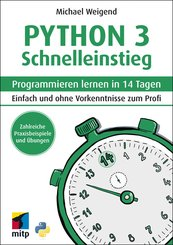 Python 3 Schnelleinstieg (eBook, PDF)