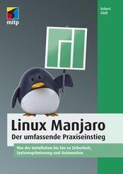Linux Manjaro (eBook, ePUB)