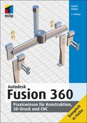 Autodesk Fusion 360 (eBook, PDF)