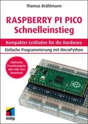Raspberry Pi Pico Schnelleinstieg (eBook, ePUB)