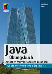 Java Übungsbuch (eBook, PDF)