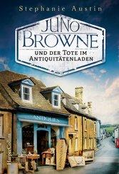 Juno Browne und der Tote im Antiquitätenladen (eBook, ePUB)