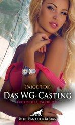 Das WG-Casting   Erotische Geschichte (eBook, ePUB)