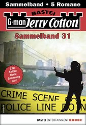 Jerry Cotton Sammelband 31 - Krimi-Serie (eBook, ePUB)