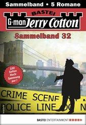 Jerry Cotton Sammelband 32 (eBook, ePUB)