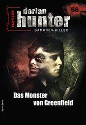 Dorian Hunter 56 - Horror-Serie (eBook, ePUB)