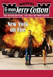 Jerry Cotton 3305 - Krimi-Serie (eBook, ePUB)