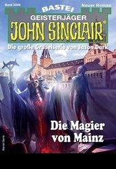 John Sinclair 2206 - Horror-Serie (eBook, ePUB)