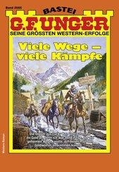 G. F. Unger 2085 - Western (eBook, ePUB)