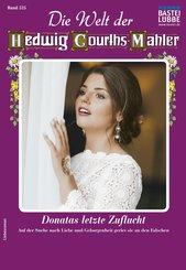 Die Welt der Hedwig Courths-Mahler 525 - Liebesroman (eBook, ePUB)