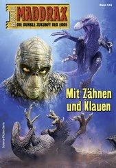 Maddrax 544 - Science-Fiction-Serie (eBook, ePUB)