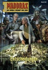 Maddrax 545 - Science-Fiction-Serie (eBook, ePUB)