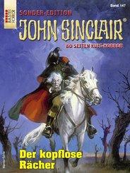 John Sinclair Sonder-Edition 147 - Horror-Serie (eBook, ePUB)