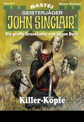 John Sinclair 2217 - Horror-Serie (eBook, ePUB)