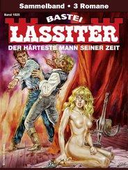 Lassiter Sammelband 1825 - Western (eBook, ePUB)