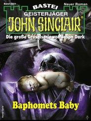John Sinclair 2221 - Horror-Serie (eBook, ePUB)