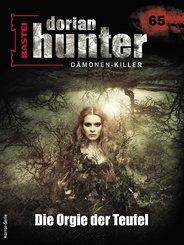 Dorian Hunter 65 - Horror-Serie (eBook, ePUB)