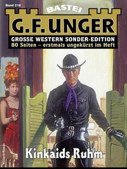 G. F. Unger Sonder-Edition 216 - Western (eBook, ePUB)