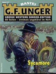 G. F. Unger Sonder-Edition 217 - Western (eBook, ePUB)