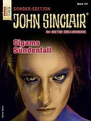 John Sinclair Sonder-Edition 151 - Horror-Serie (eBook, ePUB)