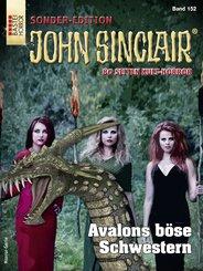 John Sinclair Sonder-Edition 152 - Horror-Serie (eBook, ePUB)