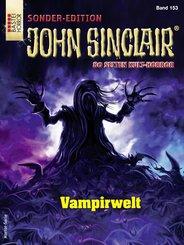 John Sinclair Sonder-Edition 153 - Horror-Serie (eBook, ePUB)