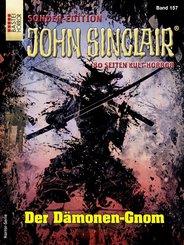 John Sinclair Sonder-Edition 157 - Horror-Serie (eBook, ePUB)