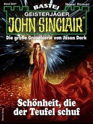 John Sinclair 2227 - Horror-Serie (eBook, ePUB)