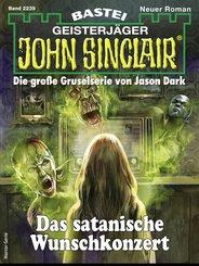John Sinclair 2239 - Horror-Serie (eBook, ePUB)