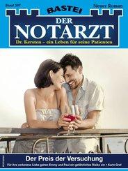 Der Notarzt 397 - Arztroman (eBook, ePUB)