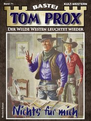 Tom Prox 71 - Western (eBook, ePUB)