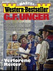 G. F. Unger Western-Bestseller 2521 - Western (eBook, ePUB)