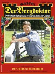Der Bergdoktor 2093 (eBook, ePUB)