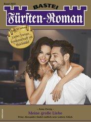 Fürsten-Roman 2632 (eBook, ePUB)