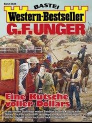 G. F. Unger Western-Bestseller 2525 (eBook, ePUB)