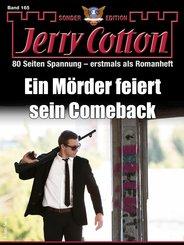 Jerry Cotton Sonder-Edition 165 (eBook, ePUB)