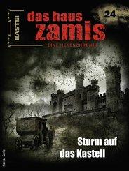 Das Haus Zamis 24 (eBook, ePUB)