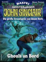 John Sinclair 2253 (eBook, ePUB)
